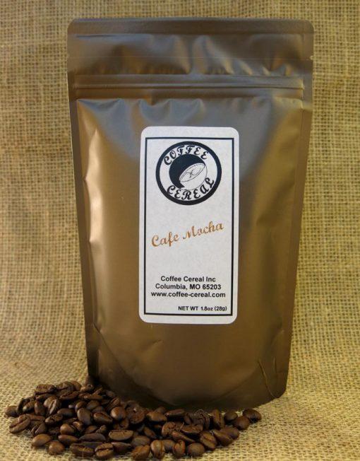 1.8 oz Cafe Mocha